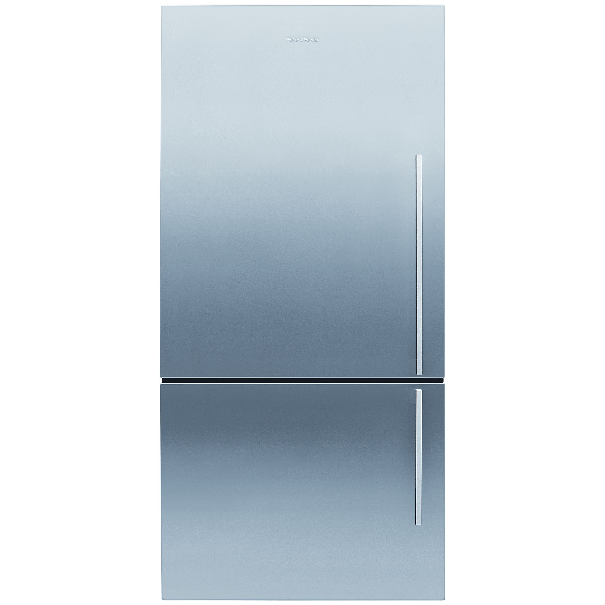 Fisher & Paykel Fisher & Paykel E522BLXFD4 Fridge Freezer, A+ Energy Rating, 80cm Wide, Stainless Steel