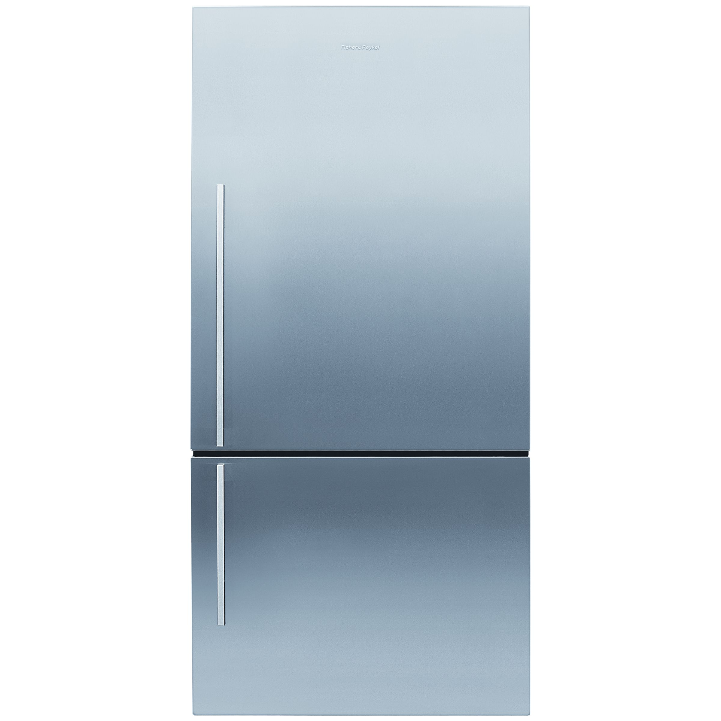 Fisher & Paykel Fisher & Paykel E522BRXFD4 Fridge Freezer, A+ Energy Rating, 80cm Wide, Stainless Steel