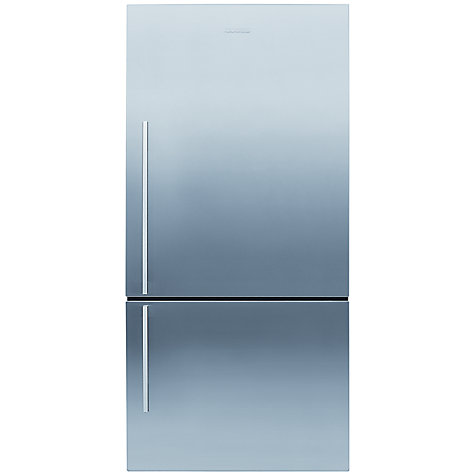 Buy Fisher & Paykel E402BRXFD4 Fridge Freezer, A+ Energy Rating, 64cm Wide, Stainless Steel Online at johnlewis.com