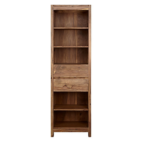 Buy John Lewis Samara Narrow Bookcase Online at johnlewis.com