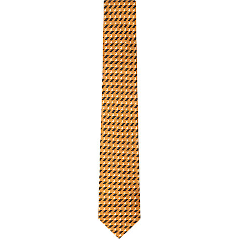 Buy Reiss Blake Diamond Print Tie Online at johnlewis.com
