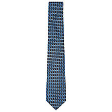 Buy Reiss Boyd Geo Chain Print Tie Online at johnlewis.com