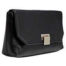 Buy COLLECTION by John Lewis Tina Leather Clutch Handbag Online at johnlewis.com