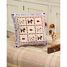Buy The Historical Sampler Company Dog Tapestry Online at johnlewis.com
