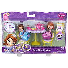 Buy Disney Princess Sofia The First Royal Tea Party Online at johnlewis.com