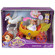 Buy Disney Princess Sofia Carriage Online at johnlewis.com