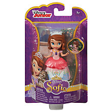 Buy Disney Princess Sofia The First Basic Character Figures, Assorted Online at johnlewis.com