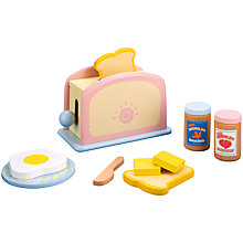 Buy John Lewis Play Kitchen Toaster Online at johnlewis.com