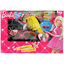 Buy Barbie Glasses 'N Styling Set Online at johnlewis.com