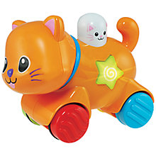 Buy John Lewis Press & Go Kitten Online at johnlewis.com