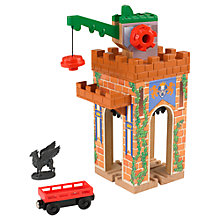 Buy Thomas The Tank Engine King Of The Castle Crane Component Online at johnlewis.com