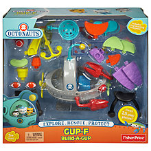 Buy Octonauts Gup F Build a Gup Online at johnlewis.com