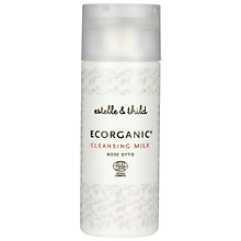 Buy Estelle & Thild Rose Otto Ecorganic Cleansing Milk, 150ml Online at johnlewis.com