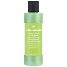 Buy OLEHENRIKSEN Aloe Vera Deep Cleanser, 207ml Online at johnlewis.com