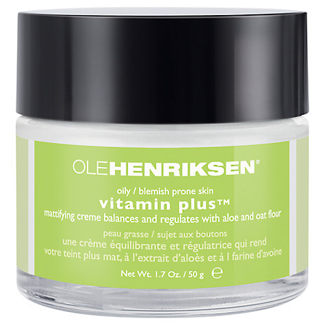 Buy OLEHENRIKSEN Vitamin Plus ™ Crème, 50g Online at johnlewis.com