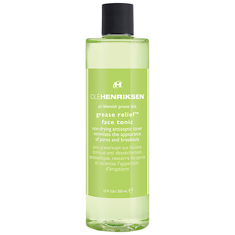 Buy OLEHENRIKSEN Grease Relief™ Face Tonic, 207ml Online at johnlewis.com