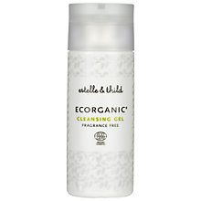 Buy Estelle & Thild Fragrance Free Ecorganic Facial Cleanser Gel, 150ml Online at johnlewis.com