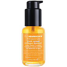Buy OLEHENRIKSEN Truth Serum® Collagen Booster, 50ml Online at johnlewis.com