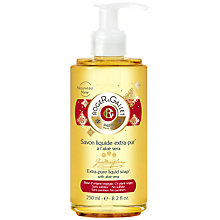 Buy Roger & Gallet Jean-Marie Farina Liquid Soap, 250ml Online at johnlewis.com