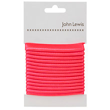 Buy John Lewis Stitched Bias Binding, 2m Online at johnlewis.com