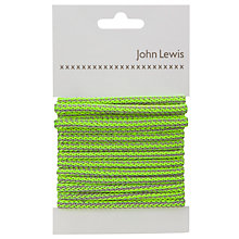 Buy John Lewis Cord Online at johnlewis.com