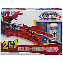 Buy Spider-Man 2-in-1 Web Shooter Glove Online at johnlewis.com