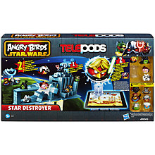 Buy Angry Birds Star Wars Star Destroyer Set Online at johnlewis.com