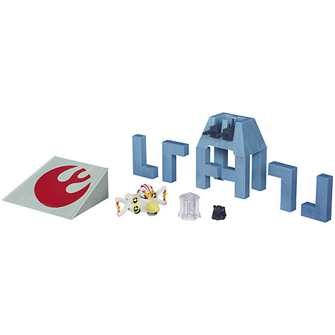 Buy Star Wars Angry Birds Telepods Vehicle Launchers, Assorted Online at johnlewis.com