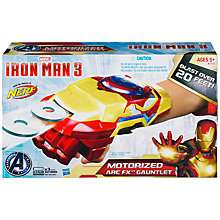 Buy Iron Man 3 Arc FX Gauntlet Online at johnlewis.com