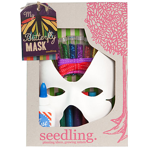 Buy Seedling My Butterfly Mask Online at johnlewis.com