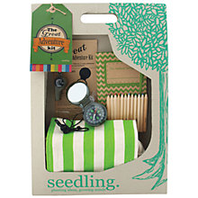 Buy Seedling Great Adventure Kit Online at johnlewis.com