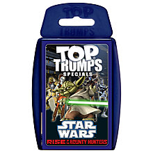 Buy Star Wars Top Trumps Online at johnlewis.com
