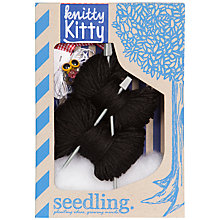 Buy Seedling Knitty Kitty Knitting Set Online at johnlewis.com