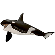 Buy Schleich Wild Animals: Killer Whale Online at johnlewis.com