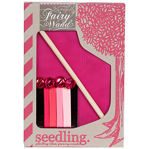Buy Seedling Magical Fairy Wand Kit Online at johnlewis.com