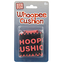 Buy Joke Shop Whoopee Cushion Online at johnlewis.com