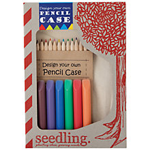 Buy Seedling Design Your Own Pencil Case Online at johnlewis.com