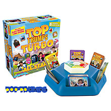 Buy Top Trumps Turbo All Stars Online at johnlewis.com