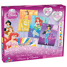 Buy Disney Princess Sticky Mosaics Online at johnlewis.com
