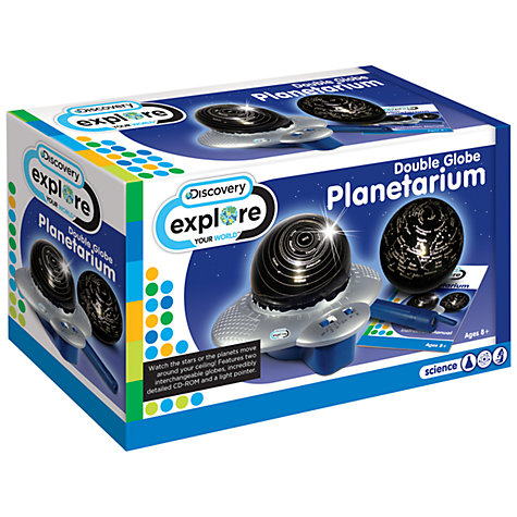 Buy Double Globe Planetarium Online at johnlewis.com
