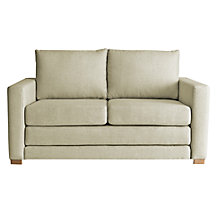 Buy John Lewis Maisie Small Sofa Bed with Dark Legs, Oslo French Grey Online at johnlewis.com