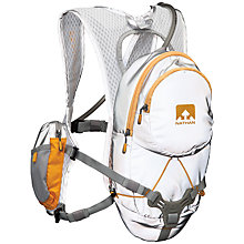 Buy Nathan Torchlight HPL 020 Race Vest Backpack, Silver/Orange Online at johnlewis.com