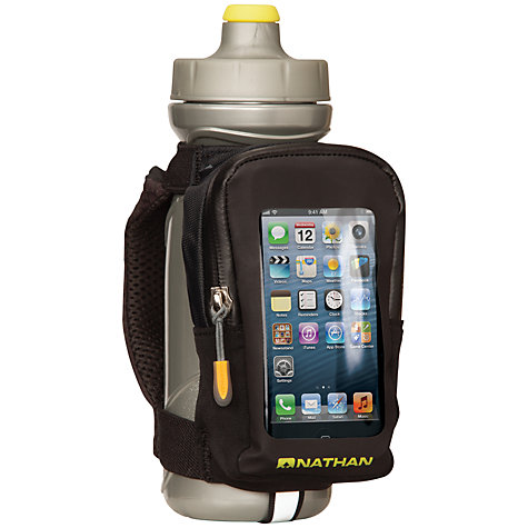 Buy Nathan QuickView Hydration Pack, Black Online at johnlewis.com