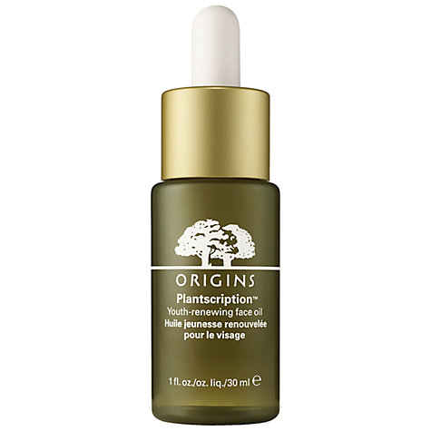 Buy Origins Plantscription™ Youth-Renewing Face Oil Online at johnlewis.com