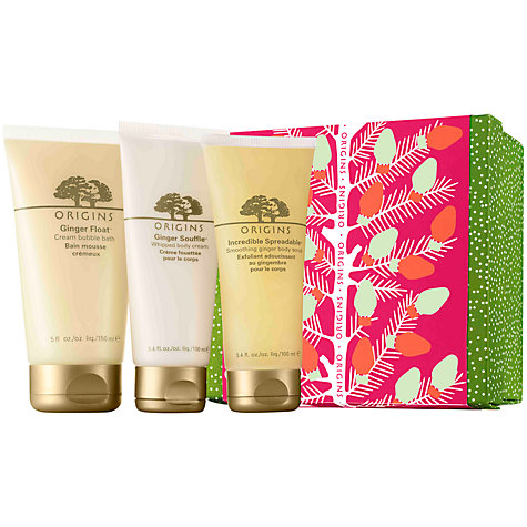 Buy Origins Ginger Treats Collection Set Online at johnlewis.com