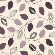 Buy John Lewis Ella Curtain, Cassis Online at johnlewis.com