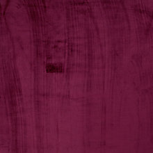 Buy Voyage Como Velvet Curtain, Aubergine Online at johnlewis.com