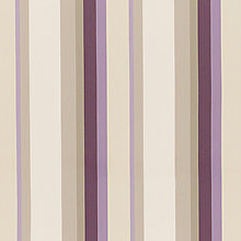 Buy John Lewis Forage Stripe Curtain, Crocus Online at johnlewis.com