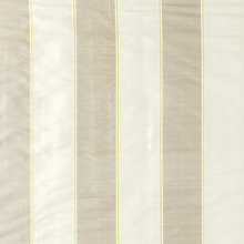 Buy John Lewis Highbury Stripe Curtain, Mocha Online at johnlewis.com