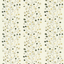 Buy Scion Berry Tree Curtain, Natural Online at johnlewis.com